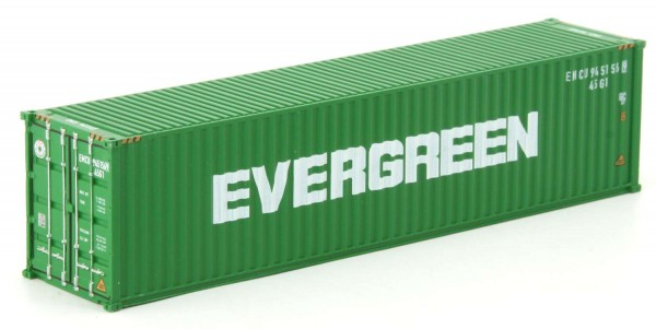 Rocky-Rail RR-40002 - Container 40', Evergreen
