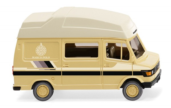 Wiking 026701 - Wohnmobil (MB 207 D) 'Marco Polo'