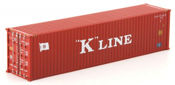 Rocky-Rail RR-40003 - Container 40', K-Line
