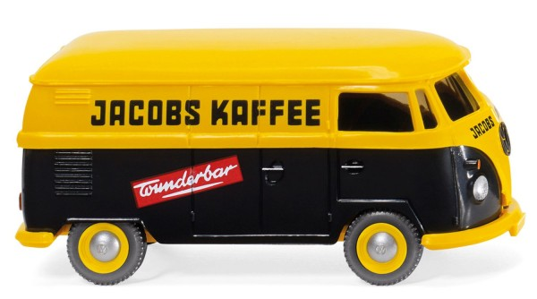 Wiking 030002 - VW T1 Kastenwagen 'Jacobs Kaffee'