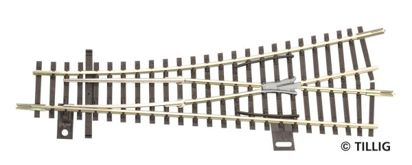 Tillig 83324 - Weiche EW1 15', links