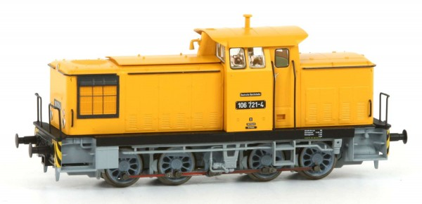 elriwa 59429-3-ZH - Piko Diesellok 106 721-4, DR, Ep.IV, ZIMO-Henning-Sound